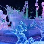 Eisfiguren von Disney