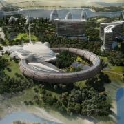 Daten- und Rechenzentrum für die Smart City Elysium City