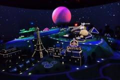 Epcot Experience mit dem Frankreich Pavillon
