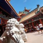 Epcot: Chinesischer Pavillon