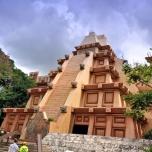Mexikanische Pyramide in Epcot