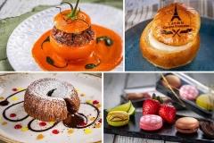 Essen-bei-L-Art-de-la-Cuisine-Francaise-beim-Festival-of-the-Arts