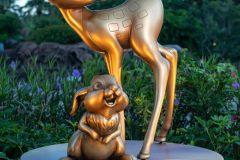 Fab 50 Bambi und Klopfer
