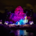 Disney World: Fantasmic