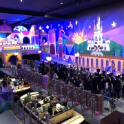 It's a Small World Loading Areal