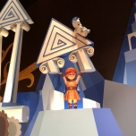 Hercules in Its a Small World
