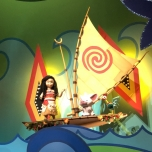 Moana in Its a Small World