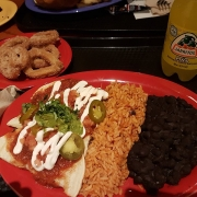 Taccos vom Pepper Market Food Court im Coronado Springs