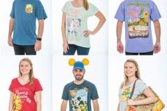 Coole T-Shirts zum Flower & Garden Festival 2018