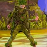 Ein Grasbüschel - singt und tanzt