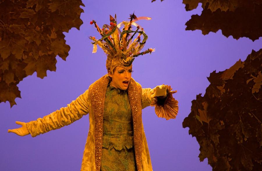 Die Herrin des Waldes - Rosie Hale, eine großartige Sängerin