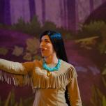 Pocahontas singt