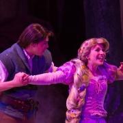 Rapunzel und Flynn
