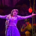 Rapunzel singt