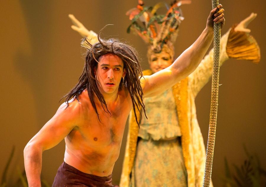 Tarzans Abschied