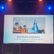 Das neue Frozen Erlebnis im alten Art of Animation Gebäude