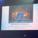 Treffen mit den Frozen Charakteren