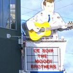 Die Moody Brothers im Billy Bob\'s