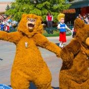 Kenai und sein Bruder aus Disney's Bärenbrüder