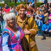 Figuren aus Disney's Atlantis