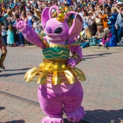 Angel im Disneyland