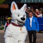 Bolt im Disneyland Paris
