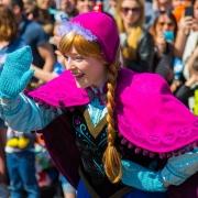 Anna aus Frozen / Die Eiskönigin