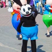Oswald und die drei kleinen Schweinchen