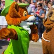 Robin Hood & Bruder Tuck