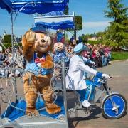 Duffy im Disneyland Paris
