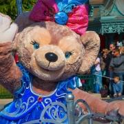 ShellieMay im Disneyland Paris