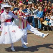 Mary Poppins und Bert