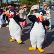 Pinguine aus Mary Poppins