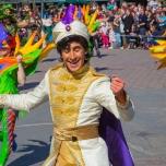 Aladdin im Disneyland