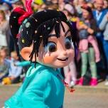 Vanellope von Schweetz im Disneyland