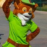 Robin Hood im Disneyland Paris