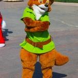 Robin Hood, der Fuchs