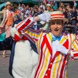 Bert aus Mary Poppins
