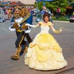 """Belle und das Biest aus """"Die Schöne und das Biest"""""""