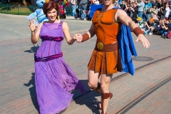 Hercules und Megara