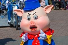 Ein weiteres kleines Schweinchen