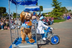 Duffy im Disneyland Paris