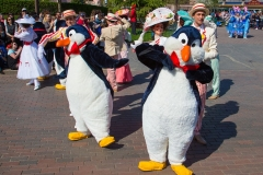 Pinguine aus Mary Poppins