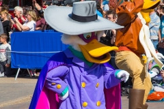 Darkwing Duck im Disneyland Paris