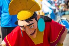 Kuzco aus Königreich für ein Lama