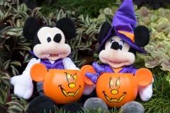 Mickey und Minnie Plüsch