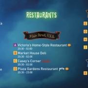 Halloween Restaurant