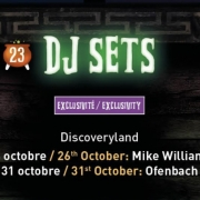 Halloween DJ Sets