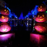 Halloween im Magic Kingdom