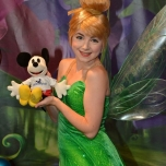 Tinkerbell im Magic Kingdom